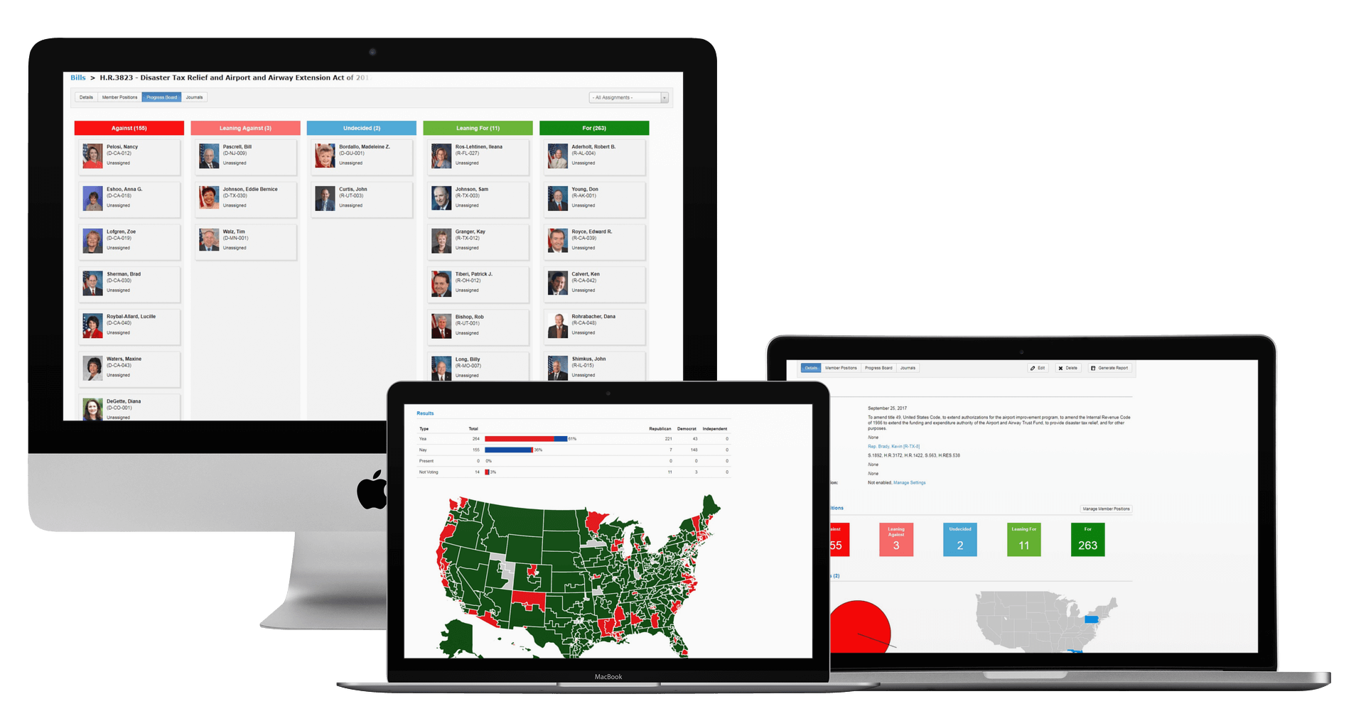 legislative software example